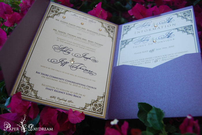 Wedding Favors Paper Daydream